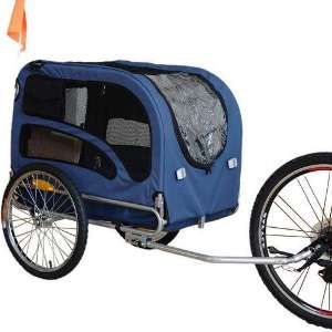 hundeanh nger f rs fahrrad gebraucht kaufen zusammen los fahren. Black Bedroom Furniture Sets. Home Design Ideas