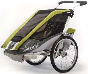 chariot cougar1 fahrradanhaenger kind. Black Bedroom Furniture Sets. Home Design Ideas