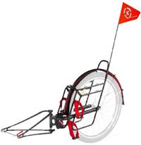 Extrawheel Voyager Pro Fahrradanhänger
