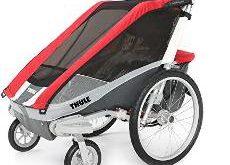 Fahrradanhänger Baby Thule