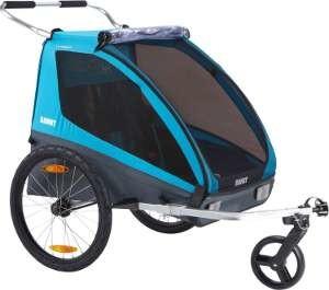 kinderfahrradanh nger test chariot croozer und andere. Black Bedroom Furniture Sets. Home Design Ideas